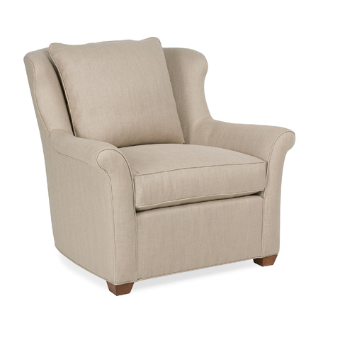 C.R. Laine Furniture - Willowby Swivel Chair - 1435-SW