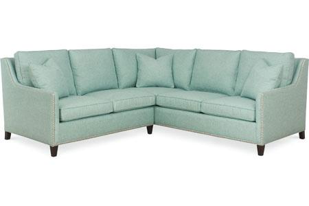 C.R. Laine Furniture - Jeremy Sectional - 2470-R/2474-L