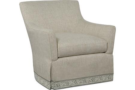 C.R. Laine Furniture - Sinclair Swivel Chair - 140-05SW