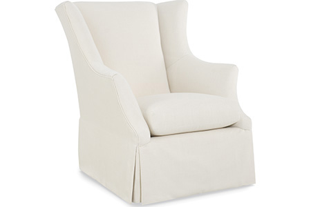 C.R. Laine Furniture - Holly Swivel Chair - 4115-SW