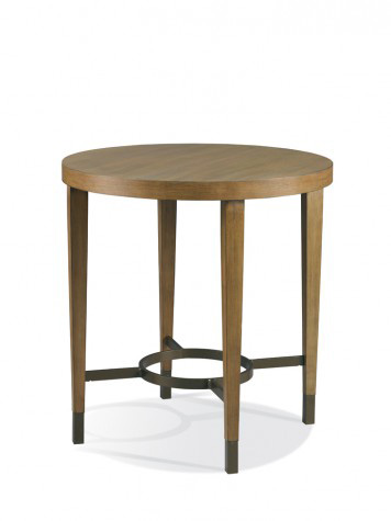 CTH-Sherrill Occasional - Round Lamp Table - 213-930