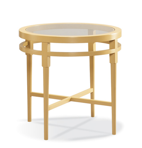 CTH-Sherrill Occasional - Round Lamp Table - 356-930