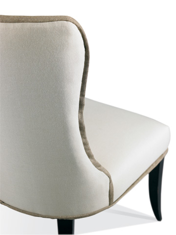CTH-Sherrill Occasional - Side Chair - 385-002