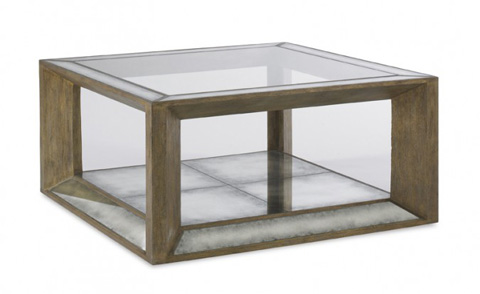 CTH-Sherrill Occasional - Cocktail Table - 963-352
