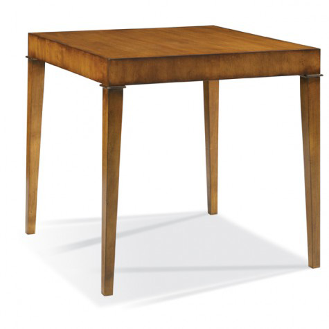 CTH-Sherrill Occasional - Square Lamp Table - 90C