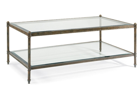 CTH-Sherrill Occasional - Cocktail Table - M97-40T/M97-40B