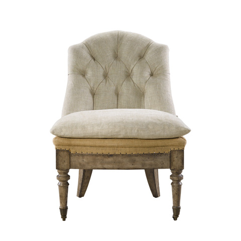 Curations Limited - Deconstructed Belfort Back Chair - 7841.1004