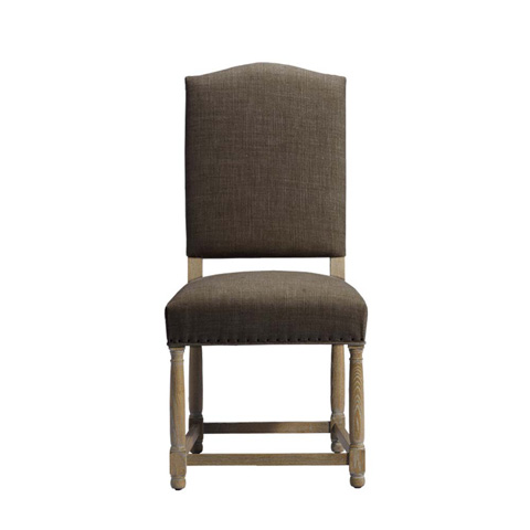 Curations Limited - Brown Eduard Side Chair - 8826.0017.A008
