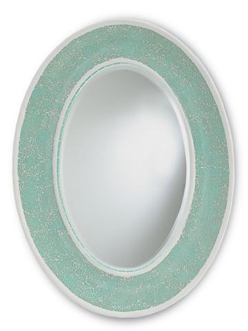 Currey & Company - Eos Mirror - 1009