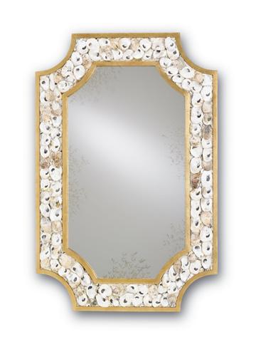 Currey & Company - Margate Mirror - 1090