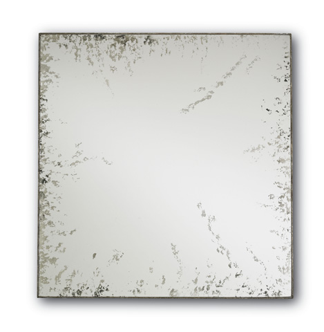 Currey & Company - Square Rene Mirror - 1091