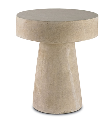 Currey & Company - Higham Occasional Table - 2025