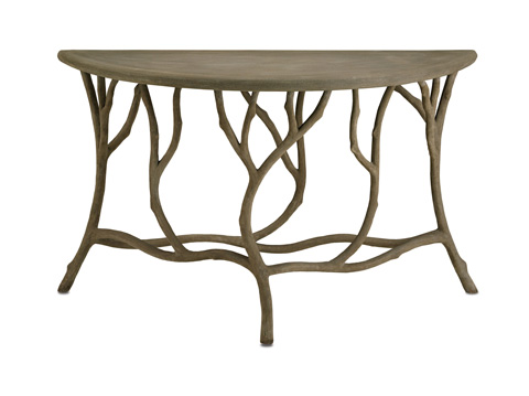 Currey & Company - Hidcote Console Table - 2374