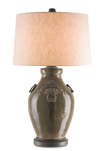 Currey & Company - Pub Table Lamp - 6412