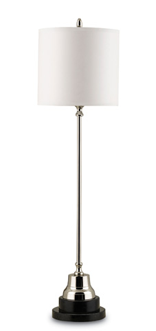 Currey & Company - Messenger Table Lamp - 6473