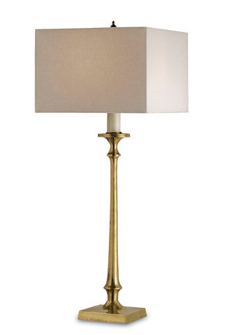 Currey & Company - Exeter Table Lamp - 6538