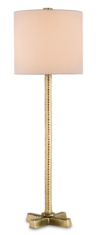 Currey & Company - Chic Table Lamp - 6928