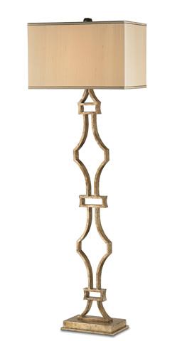Currey & Company - Eternity Floor Lamp - 8028