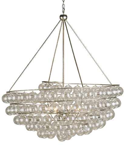 Currey & Company - Stratosphere Chandelier - 9002