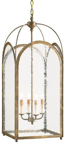 Currey & Company - Loggia Lantern - 9035