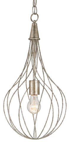 Currey & Company - Whisk Pendant - 9491