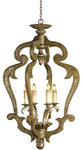 Currey & Company - Chancellor Chandelier - 9608
