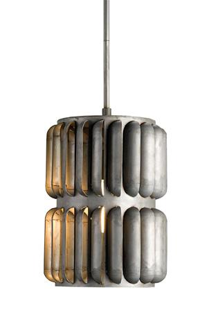 Currey & Company - Turbina Pendant - 9861