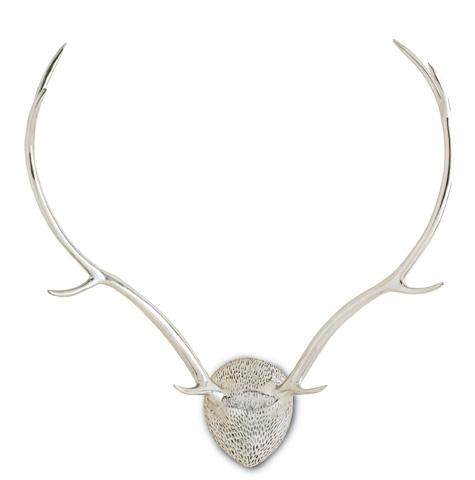 Currey & Company - Exley Wall Ornament - 1098