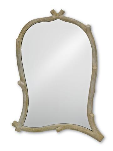 Currey & Company - Creekside Mirror - 1103
