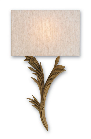 Currey & Company - Bel Esprit Wall Sconce - 5096