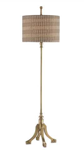 Currey & Company - Gidley Console Lamp - 6255