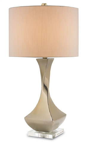 Currey & Company - Swoon Table Lamp - 6278
