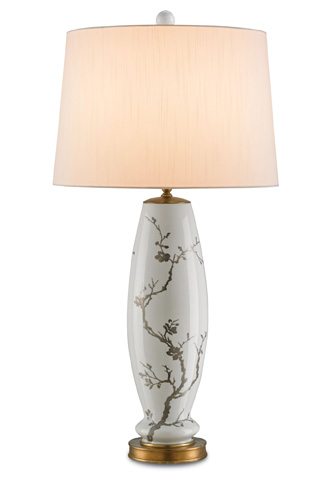 Currey & Company - Primrose Table Lamp - 6306