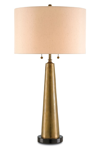 Currey & Company - Hyde Park Table Lamp - 6491
