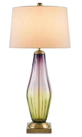 Currey & Company - Zinnia Table Lamp - 6729