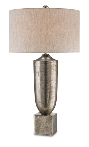 Currey & Company - Silversmith Table Lamp - 6832