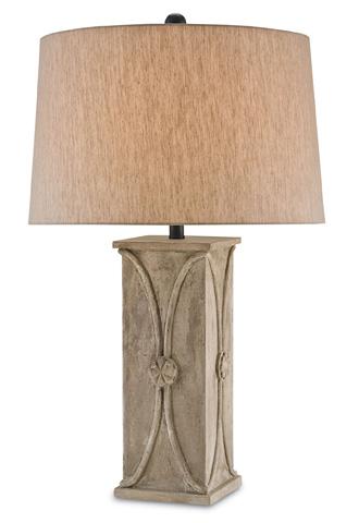 Currey & Company - Coatsbridge Table Lamp - 6841