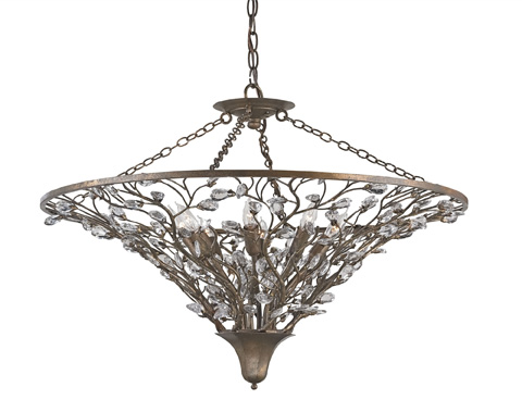 Currey & Company - Giselle Chandelier - 9610