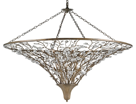 Currey & Company - Giselle Chandelier - 9612