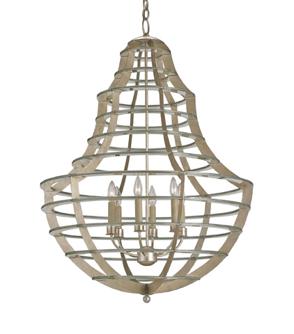 Currey & Company - Everest Chandelier - 9619