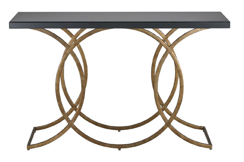 Currey & Company - Kendall Console Table - 4196