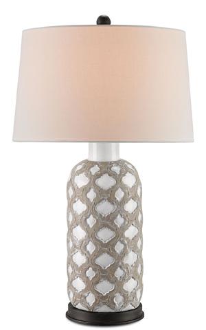 Currey & Company - Barakat Table Lamp - 6378