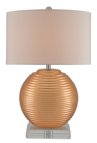 Currey & Company - Sunnyside Table Lamp - 6934