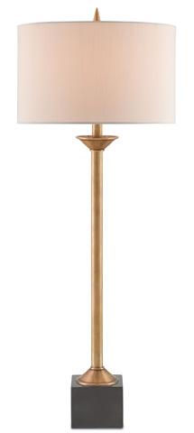 Currey & Company - Briarwood Table Lamp - 6963