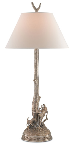 Currey & Company - Stag Table Lamp - 6966
