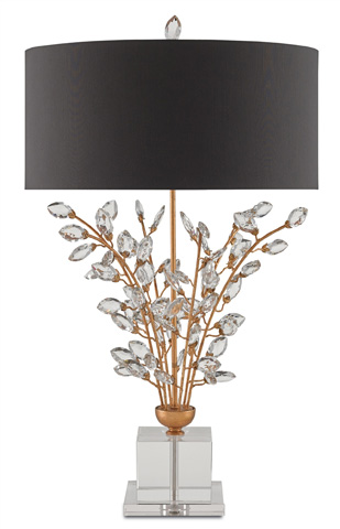 Currey & Company - Forget-Me-Not Table Lamp - 6983