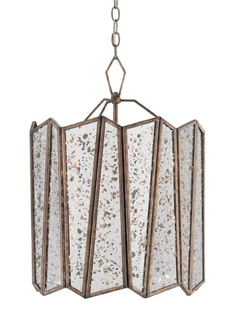 Currey & Company - Trapezoid Chandelier - 9649
