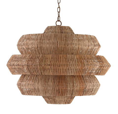 Currey & Company - Antibes Chandelier - 9859