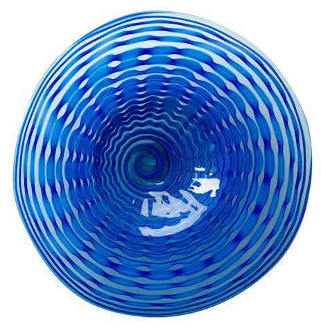 Cyan Designs - Large Aurora Plate - 04775