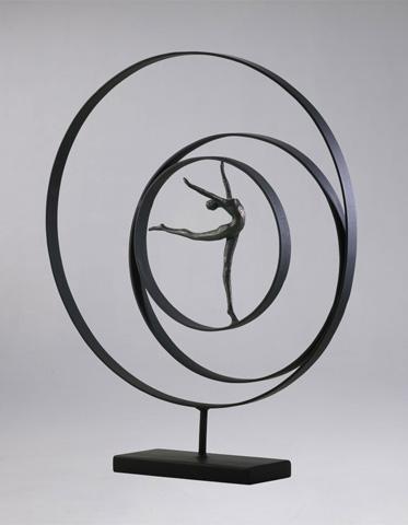 Cyan Designs - Saute Ballet Statue - 01224